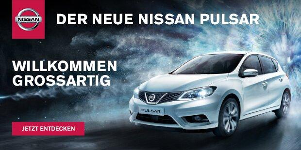 Anzeige Nissan