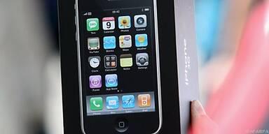 AT&T vertreibt das iPhone in den USA exklusiv