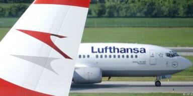 AUA-Lufthansa-Deal weiter offen