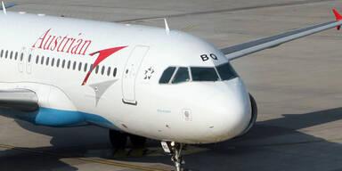 Flüchtling randalierte bei Abschiebung in AUA-Flugzeug