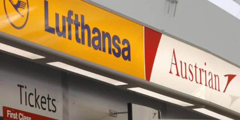 AUA-Verkauf im Finale: Übernahmekommission erlaubt verlängertes Lufthansa-Anbot