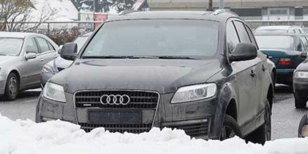 100.000-€-Auto in Ungarn sichergestellt