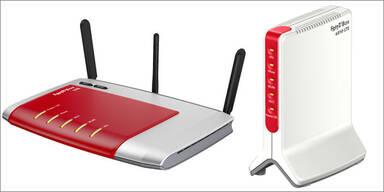AVM greift mit zwei neuen LTE-Routern an