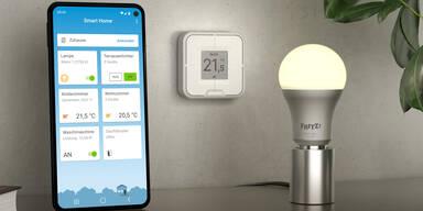 Smarte LED-Lampe von AVM ab sofort verfügbar