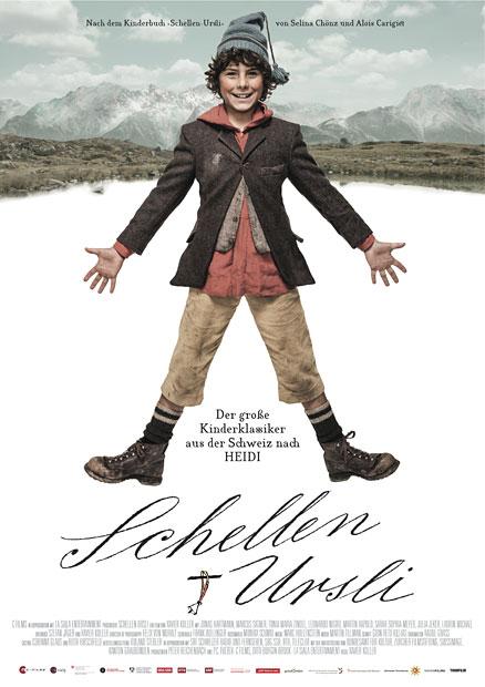 Schellen-Ursli: Ab 18. März im Kino