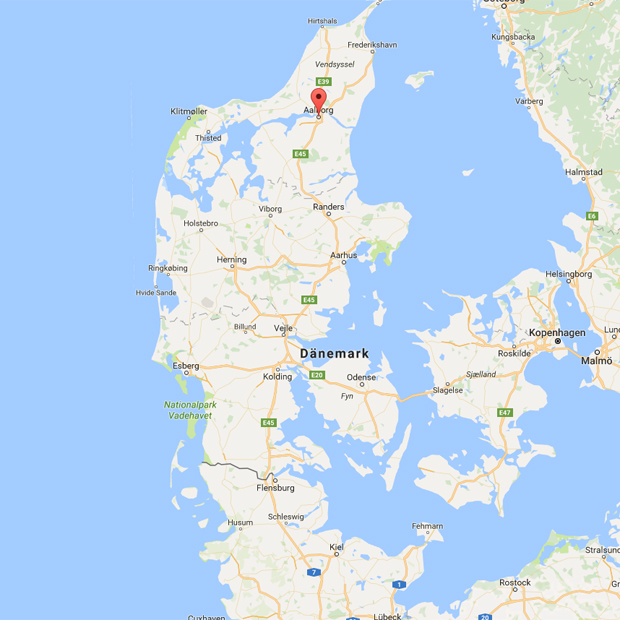 Aalborg Dänemark
