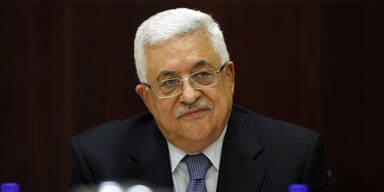 Abbas Pälästinenserpräsident