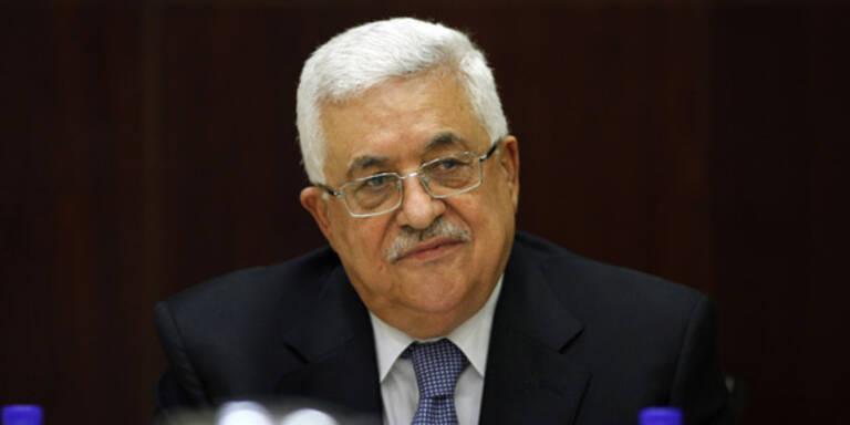 Abbas kündigt Oslo-Friedensprozess
