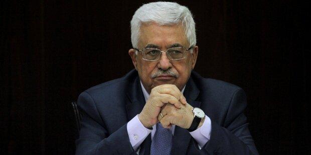 Trump lädt Palästinenser-Präsident Abbas ein