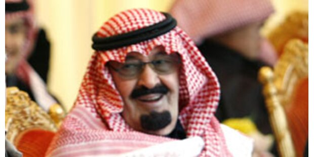 Saudi-König entschädigt Eltern vertauschter Kinder