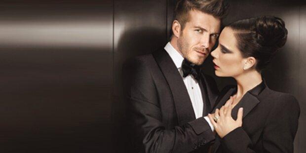 Klage: Beckhams wollen Geld spenden
