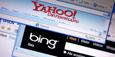 Abstand zu Google und Yahoo verringert