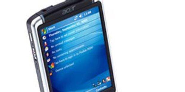 Acer stellt erstes Smartphone in Barcelona vor