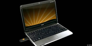 Acer nun zweitgrößter PC-Hersteller