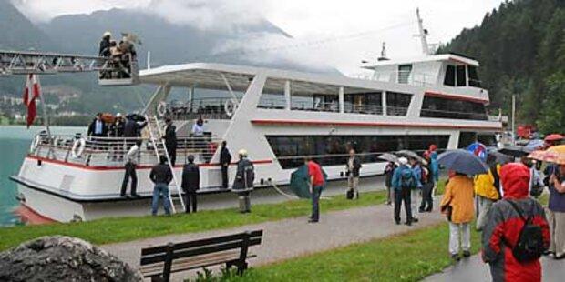 Boardleiter rettete über 120 Passagiere