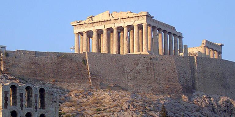 Acropolis, Athen (Griechenland)