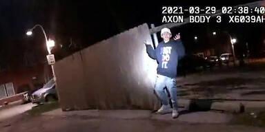 Bub (13) von US-Cops erschossen