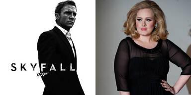 Adele und James Bond Skyfall Song