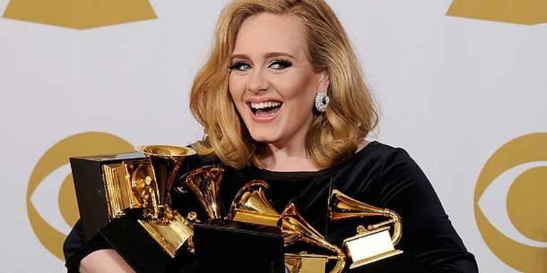 Adele: 115.000 Euro-Gage pro Minute