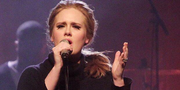 Soul-Sängerin Adele legt Pause ein