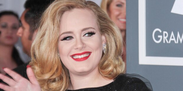 Adele räumt bei Billboard-Preisen ab