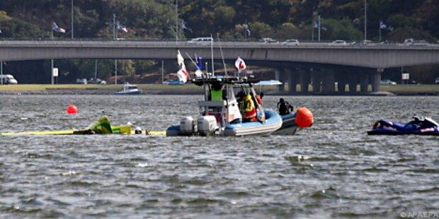 Kindlemann nach Sturz ins Wasser unverletzt
