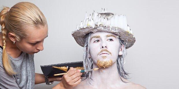 Maskenbildner/in