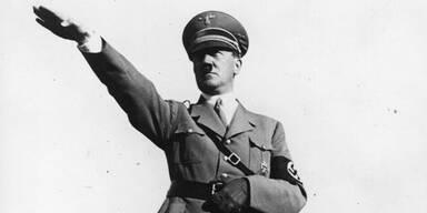 Adolf Hitler Hitlergruss Sieg Heil