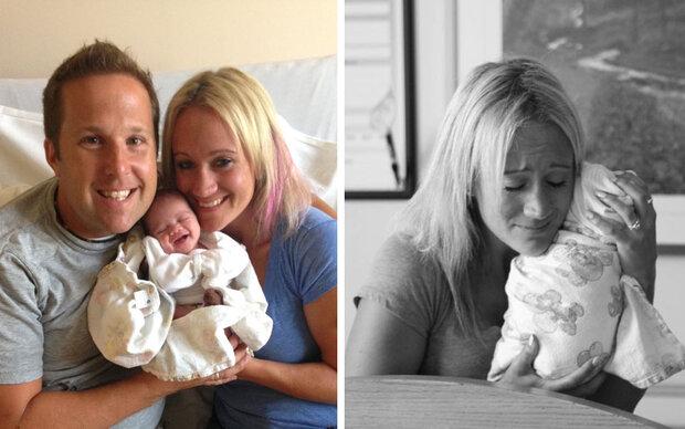 Hier lernt ein Paar seine Adoptivtochter kennen!