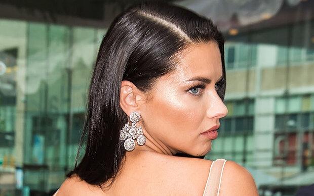 Adriana Limas <br />Trick für schönes Haar