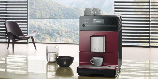 Miele Kaffeevollautomat CM5
