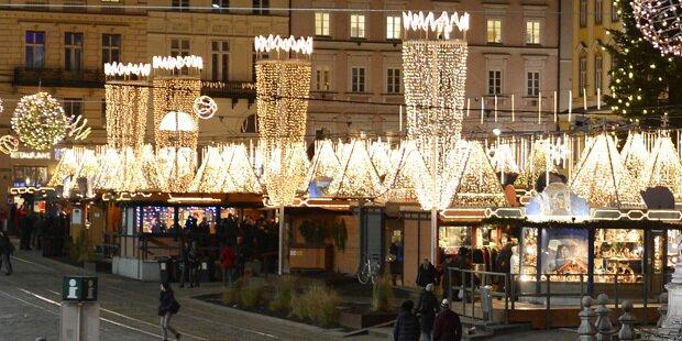 In Salzburg ist wieder viel los