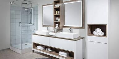 Ihr passendes Badezimmer
