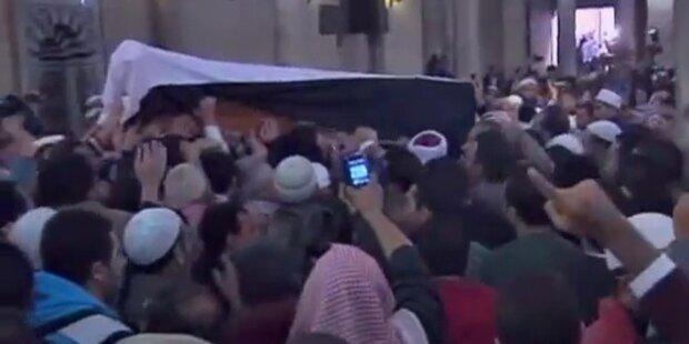 Ägypten: Demo brutal niedergeschlagen
