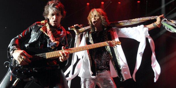 Aerosmith tourt wieder durch die USA