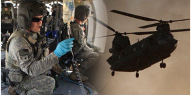31 US-Soldaten in Afghanistan getötet
