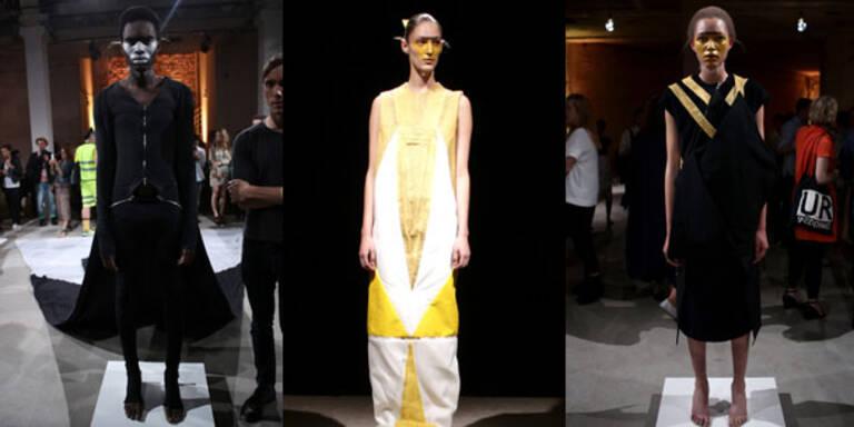 African Fashion Day mit Patrick Mohr