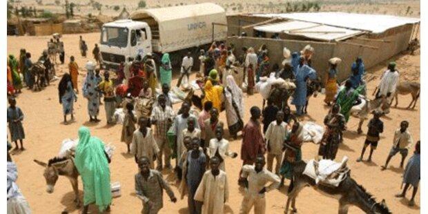 2,7 Mrd. für Afrika und Inselstaaten