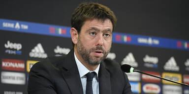 Juve-Boss regt Transfer-Revolution an
