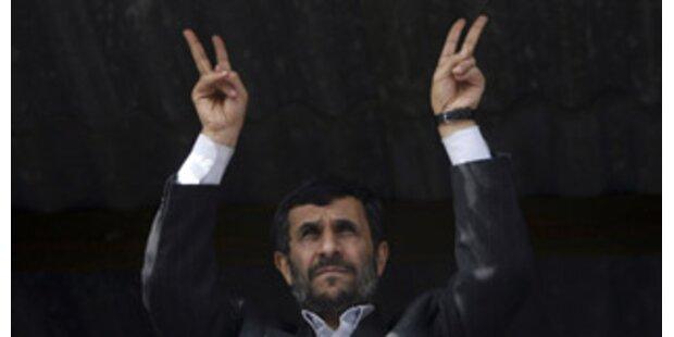 Ahmadinejad will 2009 im Iran Atomstrom haben