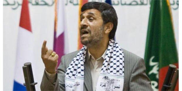 Ahmadinejad verteidigt rassistische Rede