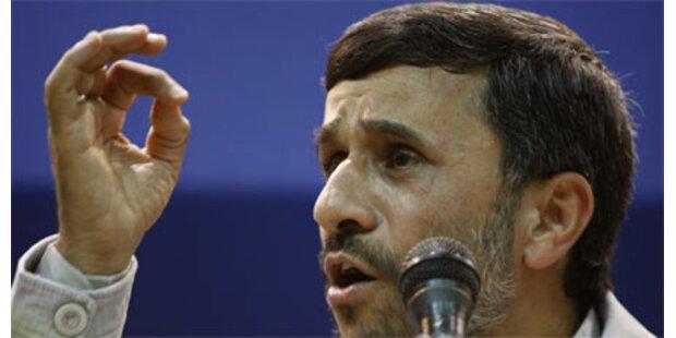 Iran soll zukünftig die Welt leiten