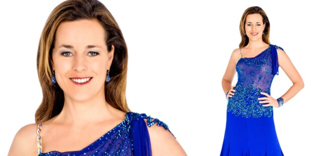 Dancing Star Angelika Ahrens