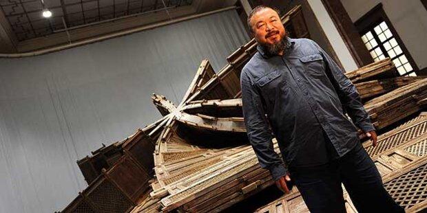 Ai Weiwei bedauert Mitarbeit am