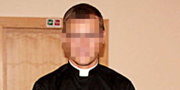 Pfarrer als Dieb