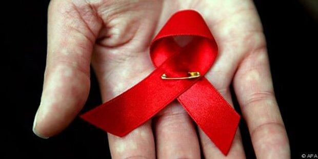 Gegen Aids bleibt noch viel zu tun
