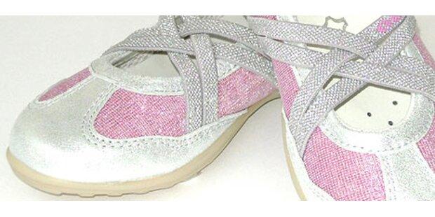 Geox will jetzt auch China mit Schuhen versorgen