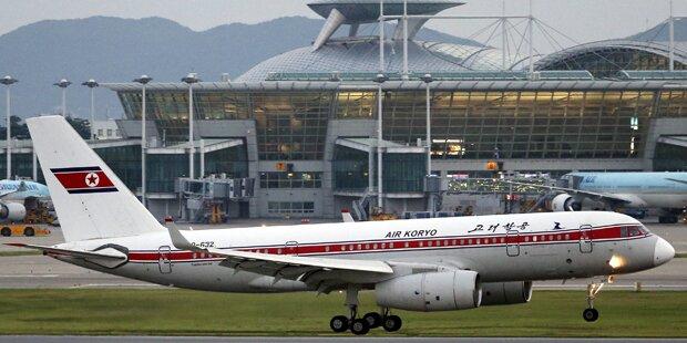 So schlecht ist Kims Fluglinie Air Koryo