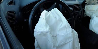 Defekte Airbags: Erneut 30 Mio. Autos betroffen