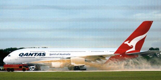 Airbus wäre fast explodiert